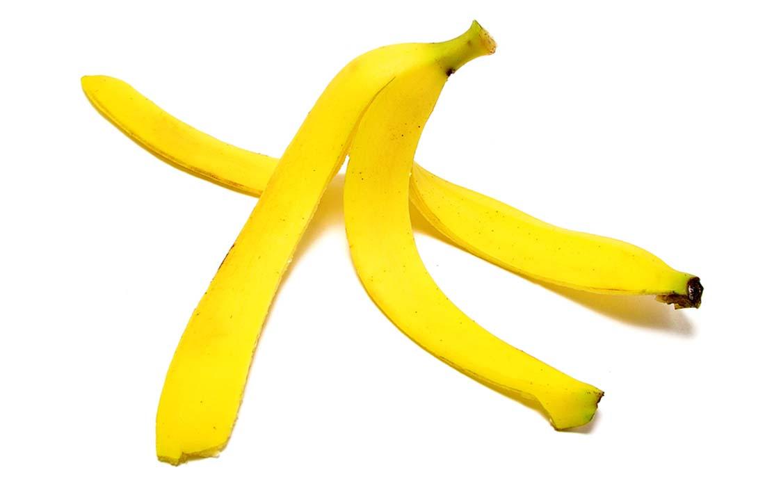 Skórka od banana? Nie wyrzucaj. Jeszcze się przyda.
