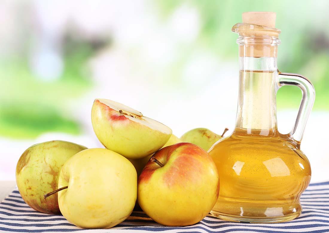 Lecznicza moc octu jabłkowego