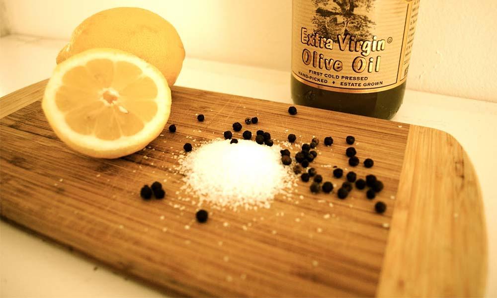 Sól pieprz i cytryna – naturalna mikstura na wiele dolegliwości