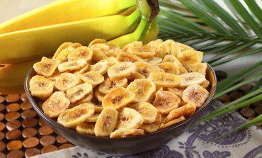 Chipsy bananowe zamiast bekonowych? Tak!