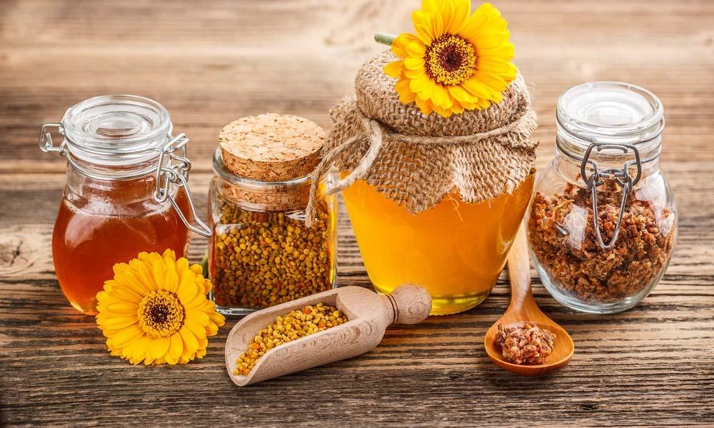 Pierzga, propolis, mleczko pszczele – zdrowie z ula