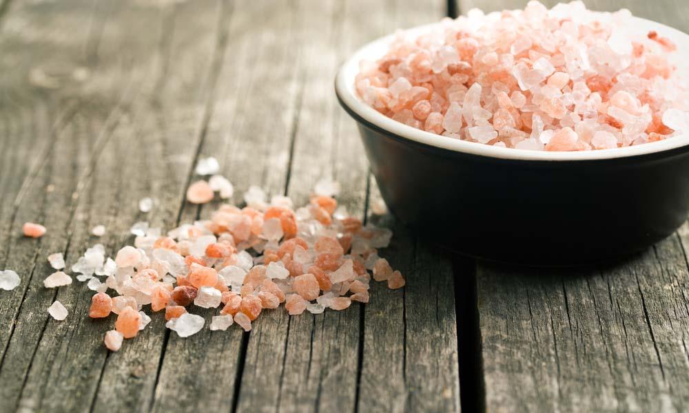 Niezwykłe właściwości soli himalajskiej