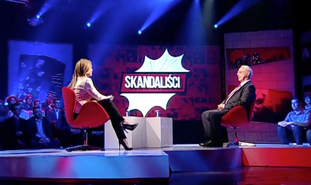 Jerzy Zięba – Skandaliści, Polsat – czyli jeden wielki skandal
