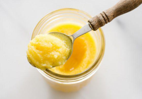 Zalety masła ghee