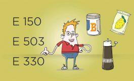 Encyklopedia E-środków w produktach spożywczych