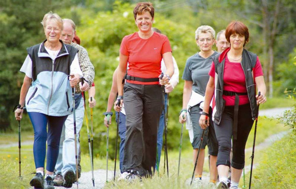 medycyna naturalna nordic walking