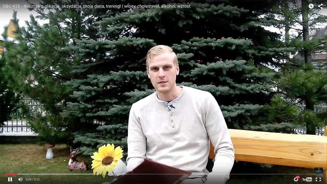 """""""Zdrowie to nie tylko dieta i ruch"""" – wywiad z Michałem Undrą, znanym vlogerem promującym zdrowie"""