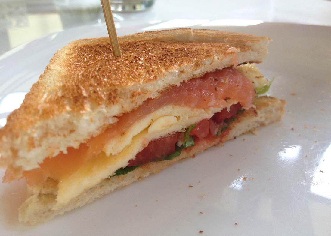 Niedzielny sandwich dla ukochanego (-nej)