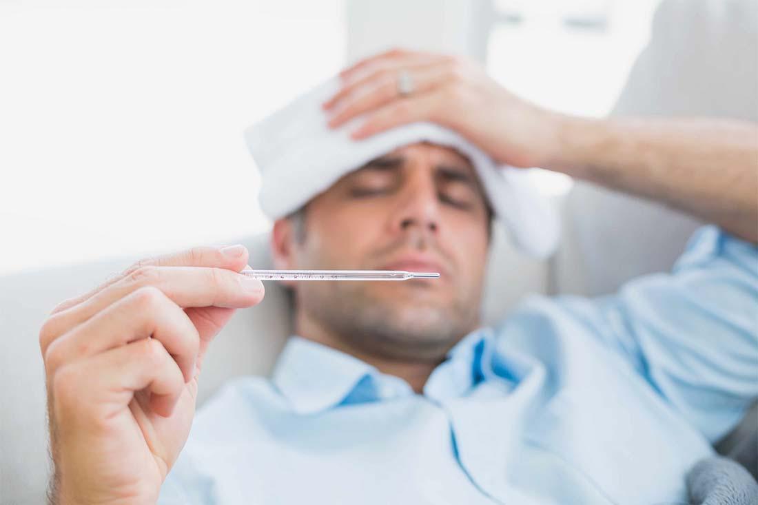 Jak naturalnie obniżyć gorączkę?