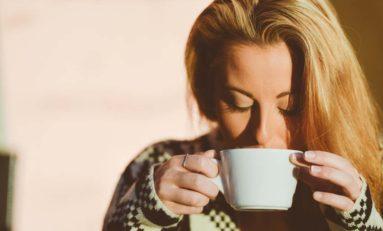 Po ćwiczeniach jogi pij zieloną herbatę - otwiera umysł i serce