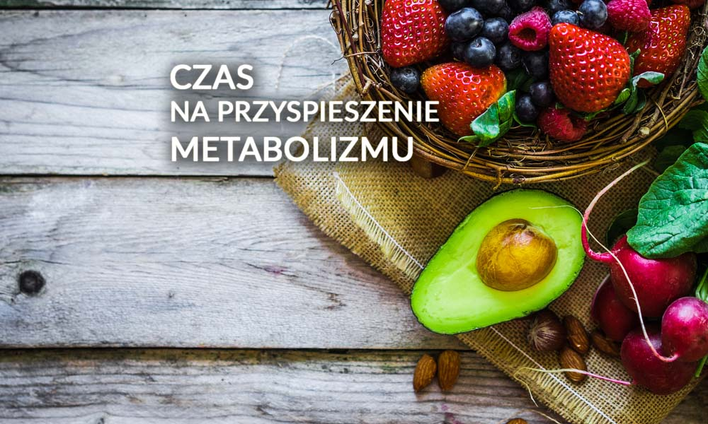 Jak przyspieszyć metabolizm i zacząć wreszcie chudnąć?