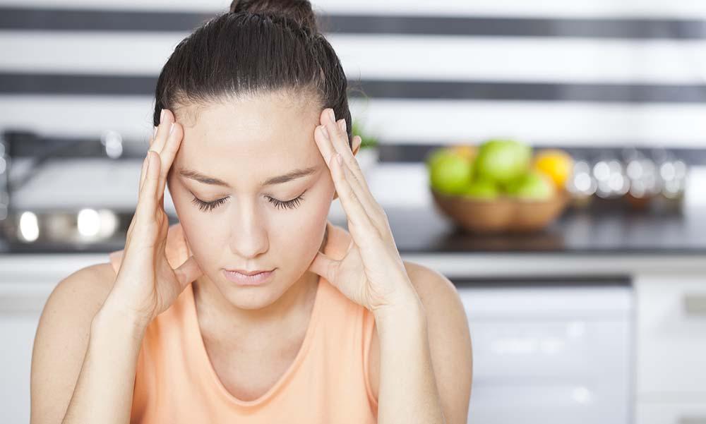 5 naturalnych sposobów na pozbycie się bólu głowy