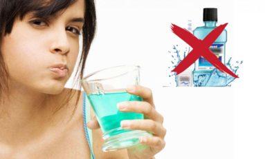 Używasz płynów do płukania jamy ustnej? To uważaj....