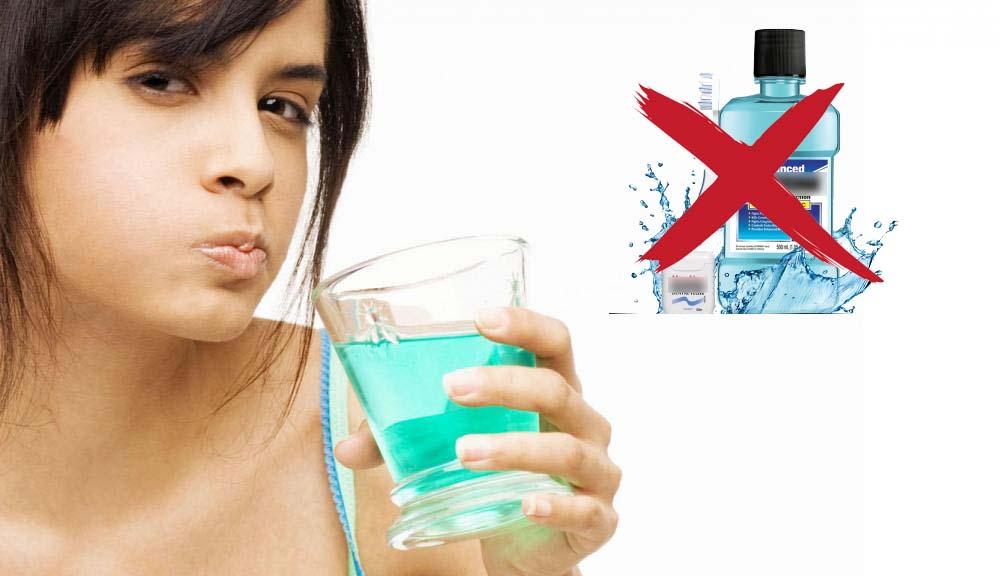 Używasz płynów do płukania jamy ustnej? To uważaj….