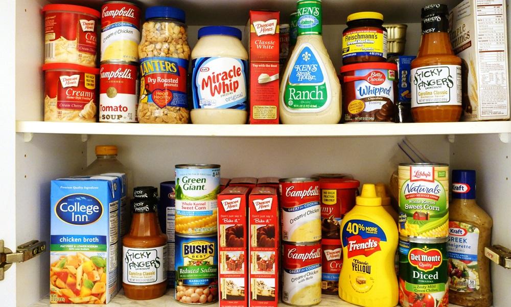 Jak unikać przetworzonego jedzenia?