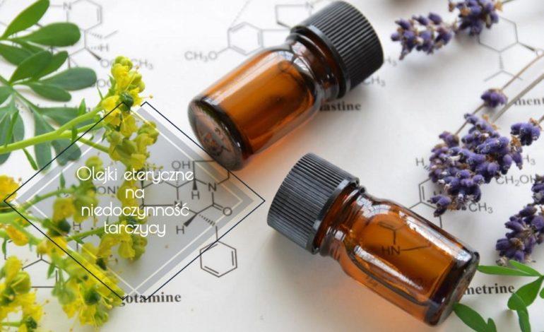 Jak poprawić zdrowie tarczycy przy użyciu olejków eterycznych?