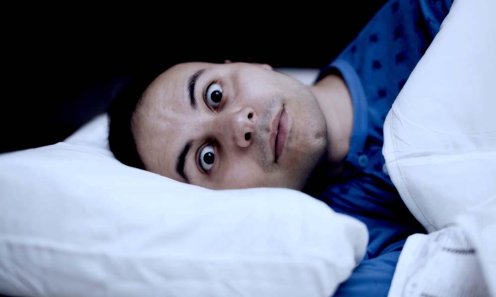 Jak pozbyć się problemów ze spaniem?