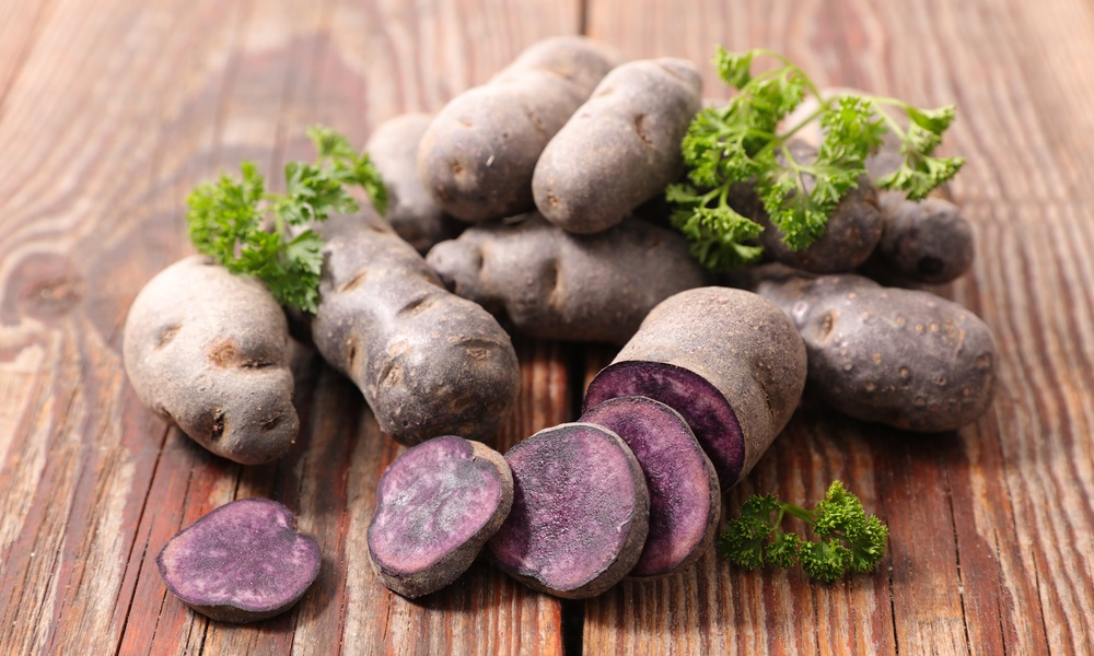 Fioletowe warzywa – dlaczego warto je jeść?