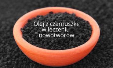 Olej z czarnuszki w leczeniu nowotworów (i nie tylko!)