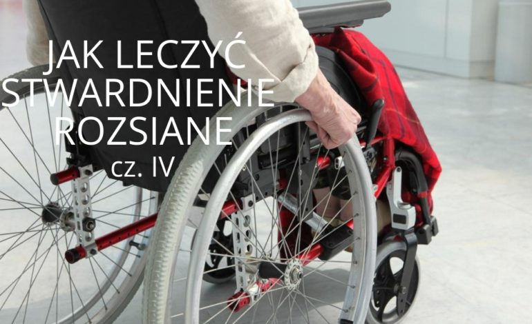 Jak leczyć stwardnienie rozsiane? cz. IV