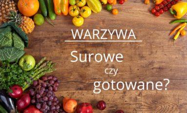 Surowe czy gotowane: jakie warzywa najlepiej jeść?