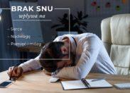 Jak brak snu wpływa na każdą część Twojego ciała?
