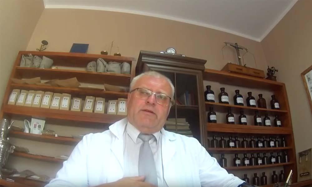 Autoterapia i autoskanowanie własnego organizmu – Jerzy Drzewi – jak tego dokonać? [FILM]